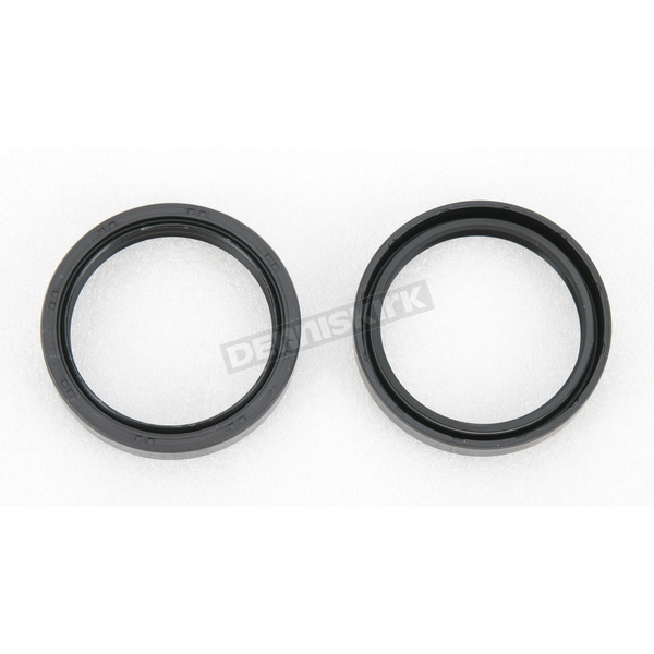 Parts Unlimited Fork Seals - 49mm x 60mm x 10mm - FS046