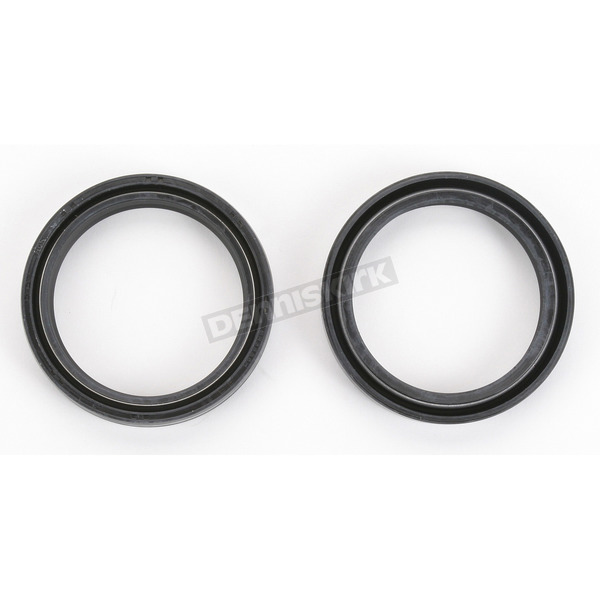 Parts Unlimited Anti-Stiction Fork Seal - 0407-0034