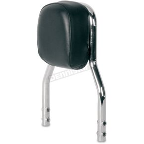 Jardine Short Steel Backrest w/Standard Pad - 32-0004-01