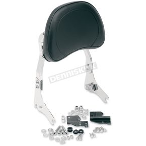 Jardine Quick-Detach Bracket Kit w/Touring Backrest - 34-5006-01