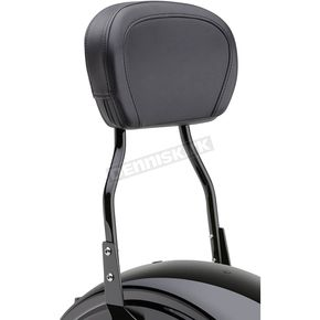 Cobra 14 in. Short Round Sissy Bar - 602-1302B