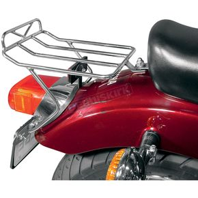 MC Enterprises Deluxe Rear Fender Mini Rack - 121-14