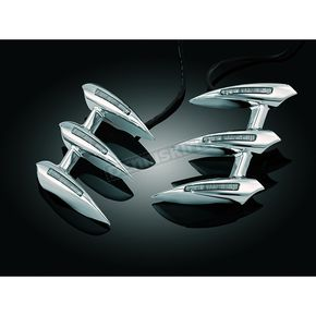 Kuryakyn Lighted Fork Tower Accents - 7445