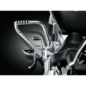 Kuryakyn Engine Guards with Fixed Footrests - 4582