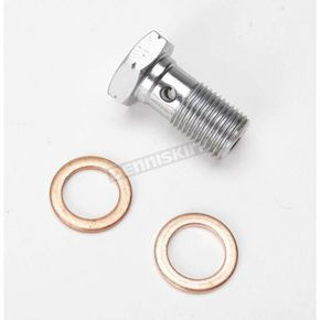 Goodridge Chrome Single Bolt for BMW, Ducati and Suzuki - P992-03-31CH