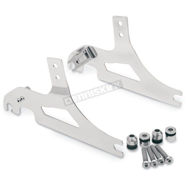 Jardine Quick-Detach Bracket Kit for Billet Backrests - 34-5008-01
