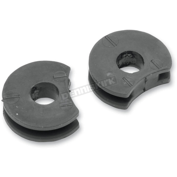 Drag Specialties Replacement Bushings for OEM Detachable Docking Hardware - 1501-0404