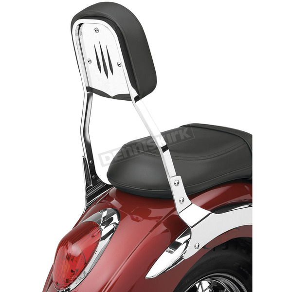Cobra Swept w/ Cut-Outs Steel Backrest Insert for Cobra Square Tall Backrests - 02-5055