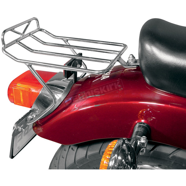 MC Enterprises Deluxe Rear Fender Mini Rack - 121-301