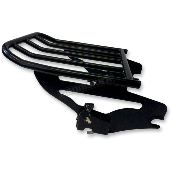 Motherwell Products Black Locking 2-Up Detachable Luggage Rack - MWL-428B