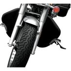 Highway Bar Plain Vinyl Rain Cover for Factory Engine Guard Bars - 9010