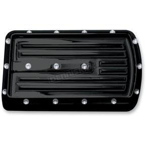 Gloss Black Dimpled  Brake Pedal Pad - C1044-B