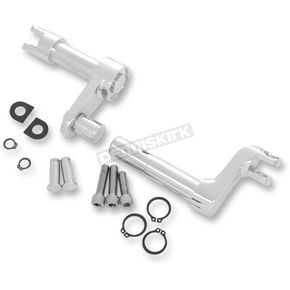 Drag Specialties Chrome XL Forward Control Conversion Kit - 1622-0476