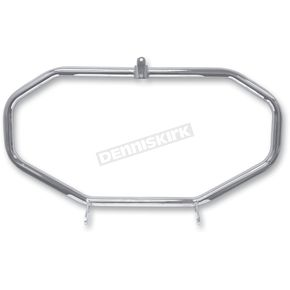 Baron Custom Accessories Full-Size Chrome Engine Guard - BA-7130-00