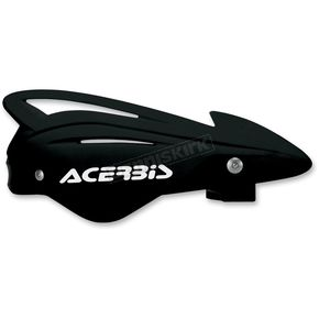 Acerbis Black Tri Fit Handguards - 2314110001
