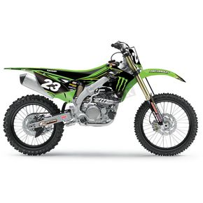 N-Style 2016 Team Green Race Team Graphic Kit - N40-3771