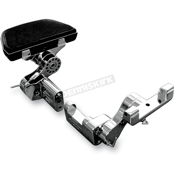 Adjustable Passenger Floorboard Mounts - HDPBLA-RE