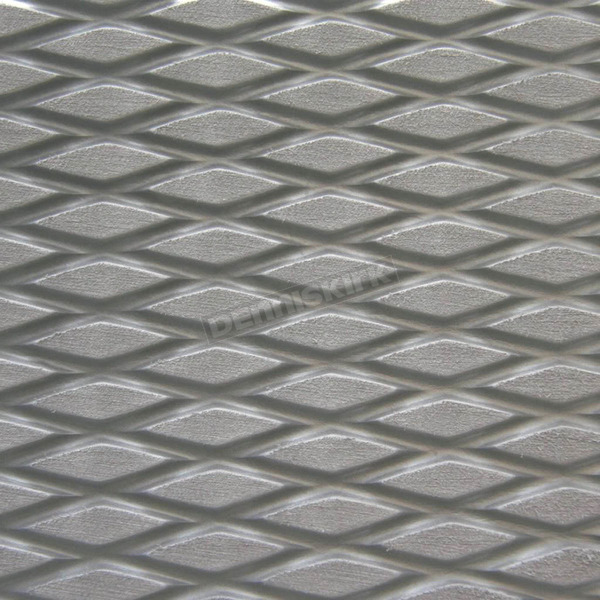 Hydro-Turf Light Gray Diamond Groove Ride Mat Material - SHT40MDPSALG