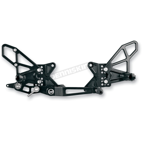 Vortex Version 2 Black Rearset - RS681K