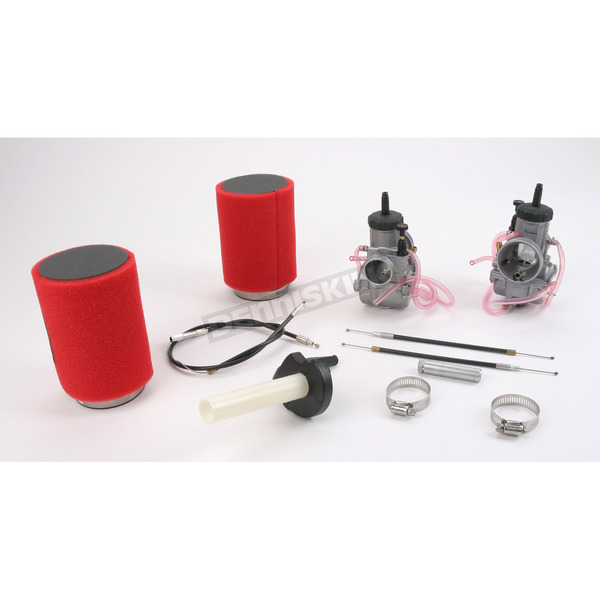 DG PJ 34 mm Keihin ATV Carburetor Kit - 35-4309