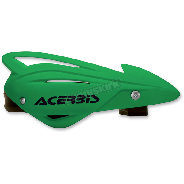 Acerbis Green Tri Fit Handguards - 2314110006