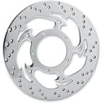 11.5 in.Savage One-Piece Brake Rotor - ZSS300-85C