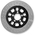 11.5 in. Right Front Crank Eclipse Two-Piece Brake Rotor - FLT115107E-RF2K