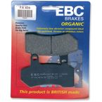 Front or Rear Organic Brake Pads - FA409