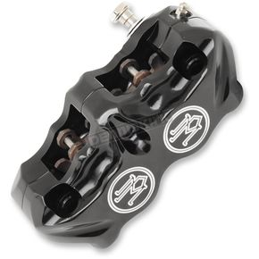 Performance Machine Radial Mount Chrome Left Caliper - 0052-2405-CH