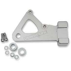 Performance Machine Chrome Vintage Style Rear Caliper Bracket - 0023-1526EJ-CH