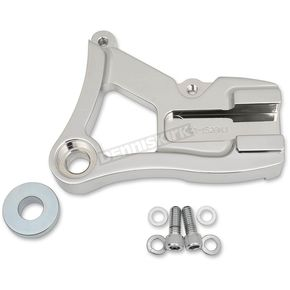 Performance Machine Chrome Vintage Style Rear Caliper Bracket - 0023-1526NJ-CH