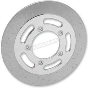 Lyndall Racing Brakes 300mm Rear Chrome Lug-Drive Brake Rotor - NVLD-300RCVROC