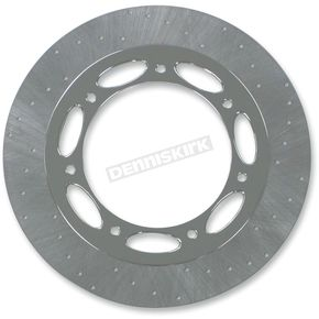 Lyndall Racing Brakes 300mm Front Chrome Lug-Drive Brake Rotor - NVLD-300FCSEOC