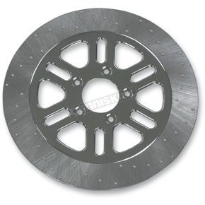 Lyndall Racing Brakes 11.5 in. Rear Chrome Indy Lug-Drive Brake Rotor - NVLD-115RC06SC