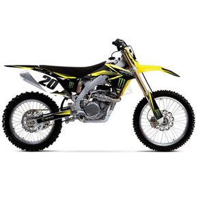 Factory Effex Monster Energy Drink Graphics Kit - 17-12424