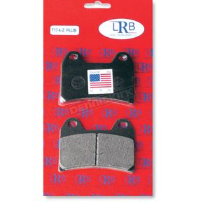 Lyndall Racing Brakes Z-Plus Kevlar Brake Pads - 7174-Z+