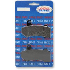 Lyndall Racing Brakes X-treme Performance Brake Pads - 7254X