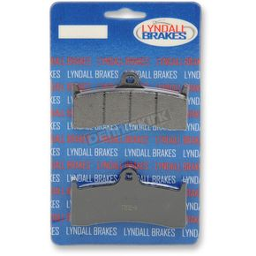 Lyndall Racing Brakes X-treme Performance Brake Pads - 7202X