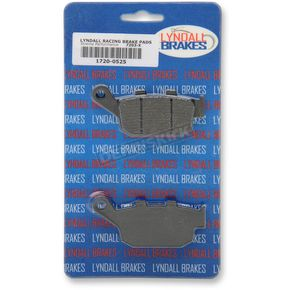 Lyndall Racing Brakes Rear X-treme Performance Brake Pads - 7203X