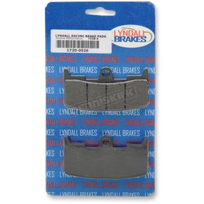Lyndall Racing Brakes Front X-treme Performance Brake Pads - 7228X