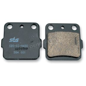 SBS SI Sintered Metal Compound Brake Pads - 584SI