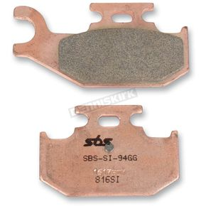 SBS SI Sintered Metal Compound Brake Pads - 816SI