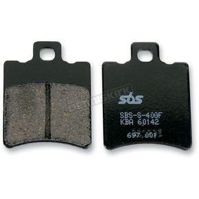 SBS Street Ceramic Brake Pads - 697HF