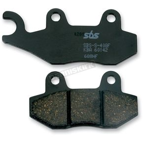 SBS Street Ceramic Brake Pads - 688HF