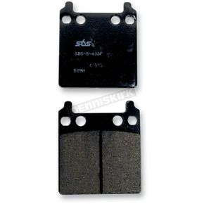 SBS Street Ceramic Brake Pads - 509HF