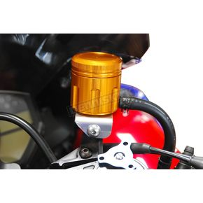 Powerstands Racing Gold GP Front Brake Reservoir - 04-01800-23