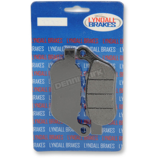 Lyndall Racing Brakes X-treme Performance Brake Pads - 7257X