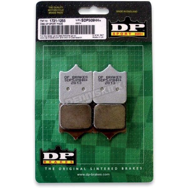 DP Brakes Sintered Metal Brake Pads - SDP509HH