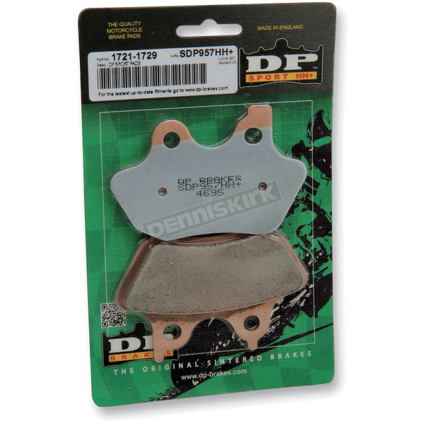 DP Brakes Sport HH+ Supersport Pads - SDP957HH