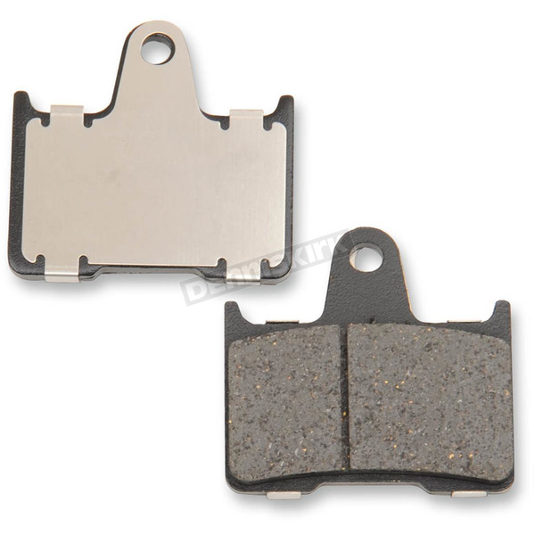 Drag Specialties Rear Semi-Metallic Brake Pads - 1721-1915